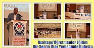 Kızıltepe'de Öğretmenler Eğitim Bir-Sen'in...