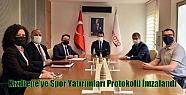 Kızıltepe'ye Spor Yatırımları Protokolü...