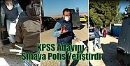 KPSS Adayını Sınava Polis Yetiştirdi