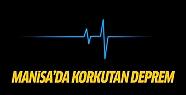 Manisa'da korkutan deprem: İzmir'de de...
