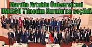 Mardin Artuklu Üniversitesi UNESCO Yönetim...