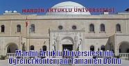 Mardin Artuklu Üniversitesi'nin Öğrenci...