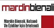 Mardin Bienali, Kobanê Ve Êzidîler İçin...
