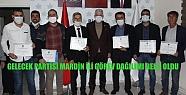 Mardin Gelecek Partisi İl görev dağılım...