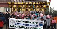 Mardin Kızıltepe Çaykur Rizespor Taraftarlar...