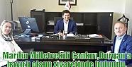 Mardin Milletvekili Çankırı,Durgan'a...