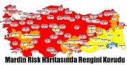 Mardin Risk Haritasında Rengini Korudu