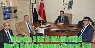 Mardin SGK İl Müdürlüğü Derik Kaymakamını...