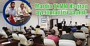 Mardin TkMM Haziran ayı toplantısı yapıldı.