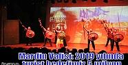 Mardin Valisi: 2019 yılında turist hedefimiz...