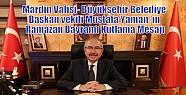 Mardin Valisi- Büyükşehir Belediye Başkan...
