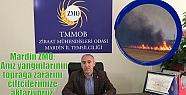 Mardin ZMO: 'Anız yangınlarının toprağa...