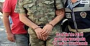 Mardin'de FETÖ soruşturmasında 13 asker...