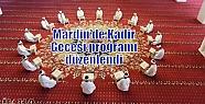 Mardin'de Kadir Gecesi programı düzenlendi...