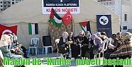 Mardin'de 'Kudüs' nöbeti başladı