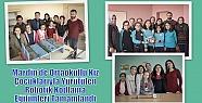 Mardin'de Ortaokullu Kız Çocuklarıyla...