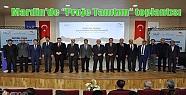 Mardin'de 'Proje Tanıtım' toplantısı