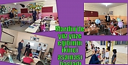 Mardin'de yüz yüze eğitimin ikinci...