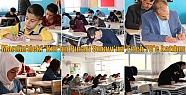 Mardin'deki 'Kur'an Pınarı Sınavı'na...