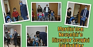 Mardin'den Nevşehir'e Rizespor Sevgisi...