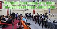 Mardinli Sporcumuz Atıcılıkta Türkiye...