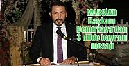 MARSİAD Başkanı Demirkaya'dan 3 dilde...