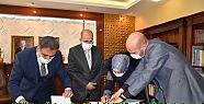 MAÜ, Şam Üniversitesi ile İşbirliği...