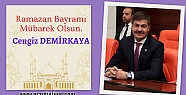 Milletvekili DEMİRKAYA'dan Ramazan Bayramı...