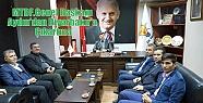 MTDF.Genel Başkanı Aydın'dan Diyarbakır'a...