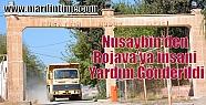 Nusaybin'den Rojava'ya insani Yardım...