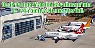 Ocak Ayında Mardin Havalimanı'nda 57.174...