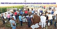 PKK/YPG'nin saldırısında hayatını kaybedenler...