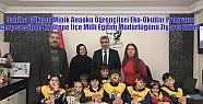 Sabiha Gökçen Minik Anaokulu Öğrencileri...