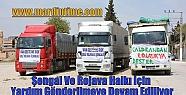 Şengal Ve Rojava Halkı İçin Yardım...