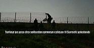 Türkiye'ye yasa dışı yollardan girmeye...