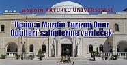 """'Üçüncü Mardin Turizmi Onur Ödülleri""""..."""