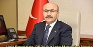 Vali Demirtaş, 2021 Yılı İçin Müjdeler...