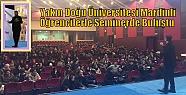 Yakın Doğu Üniversitesi Mardinli Öğrencilerle...