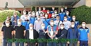 Yeni Kızıltepe Spor Vali Demirtaş'ı...