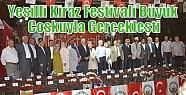 Yeşilli Kiraz Festivali Büyük Coşkuyla...