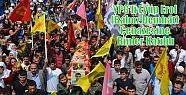 YPG'li Eyüp Erol (Bahoz Demhat) Cenazesine...