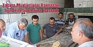 Zabıta Müdürlüğü Ramazan ayı Denetimlerine...