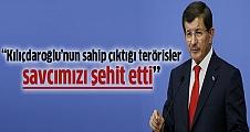 Başbakan Davutoğlu'ndan ilk açıklama