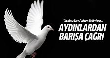 Aydınlardan barışa çağrı!