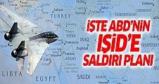 ABD'nin IŞİD Harekât Planı