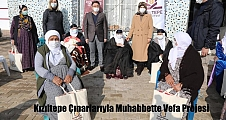 Kızıltepe Çınarlarıyla Muhabbette Vefa Projesi