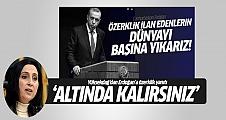 Yüksekdağ'dan Erdoğan'a özerklik yanıtı