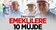 AK Parti'den Emeklilere 10 Müjde Geliyor