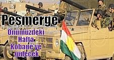 Peşmerge, önümüzdeki hafta Kobanê'ye gidecek
