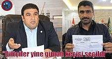 """""""Çiftçiler yine günah keçisi seçildi"""""""
